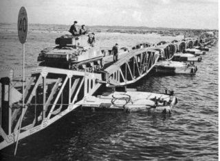 Pont « Mulberry B » Arromanches 1944 – ©National Archives